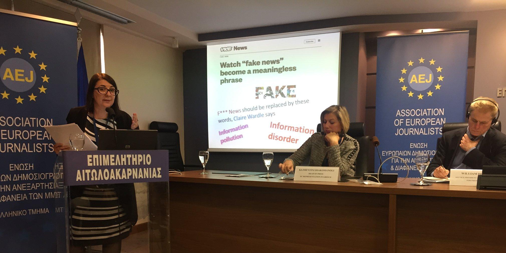 2018_11_30 Agrinio AEJ Congress Irina Nedeva
